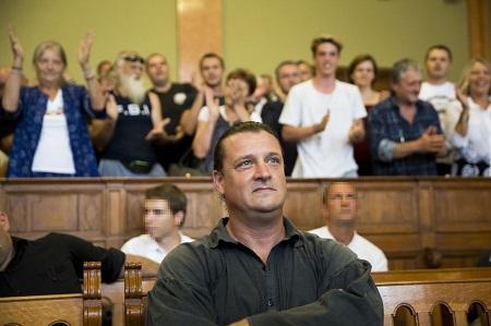 Budaházy György 13 év fegyházat kapott.